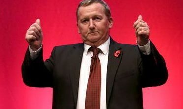 Alex Rowley has been given the thumbs by Richard Leonard to return to frontline politics