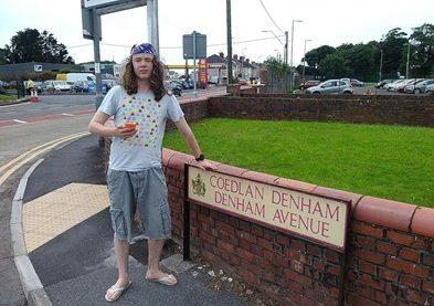 Teyve Denham.