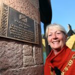 Hundreds pay respects to 'intrepid' Provost of Angus, Helen Oswald