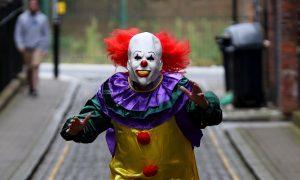 """I just saw it sitting there"" — knife-wielding Arbroath ""killer clown"" sighting"
