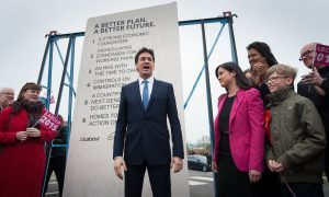 "Labour hit with £20,000 fine for Miliband's ""EdStone"""