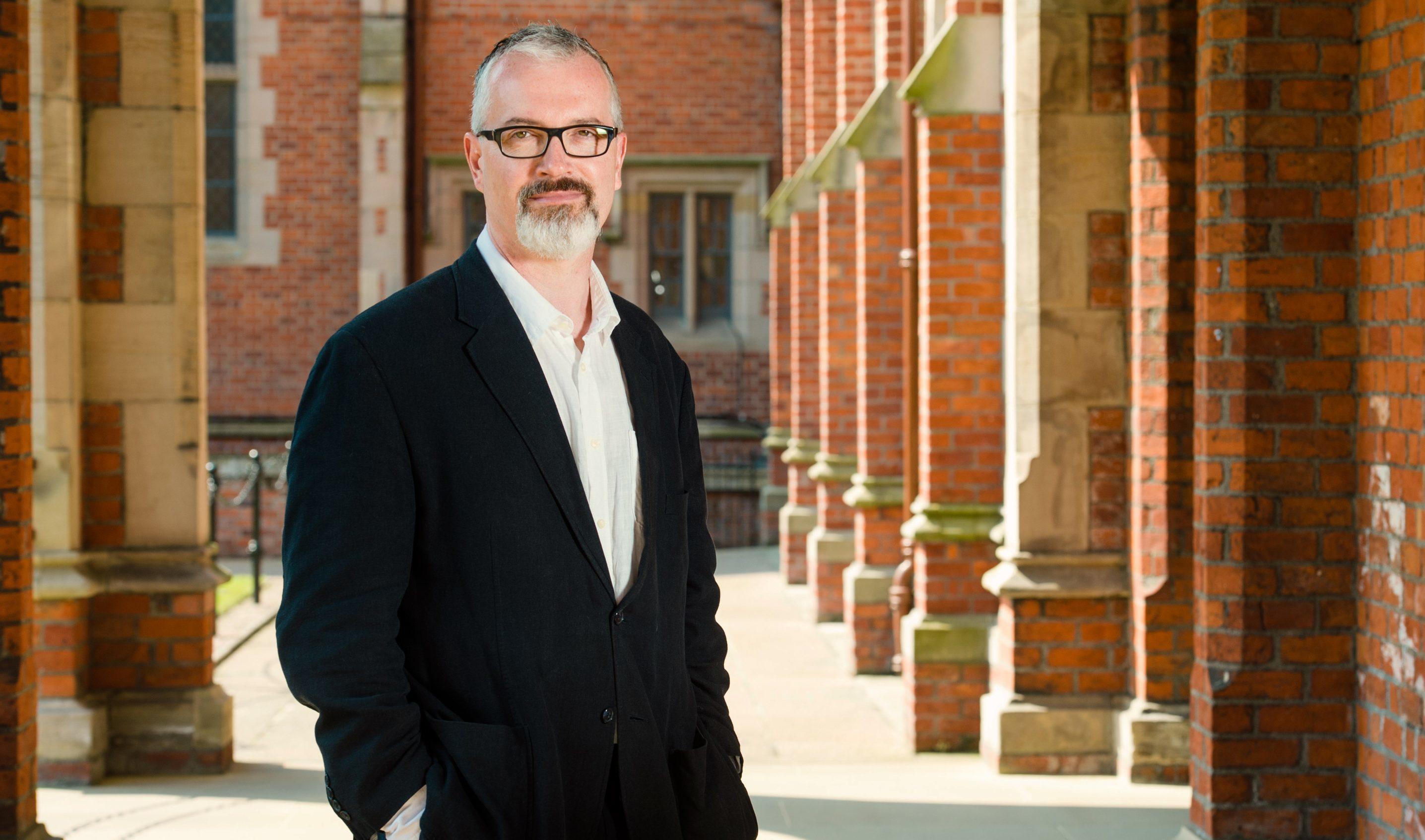 Renowned terrorism expert Professor Richard English