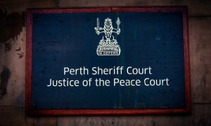 Alleged Castle Huntly absconder back in jail