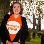 St Andrews student's chilling reminder of brush with meningitis