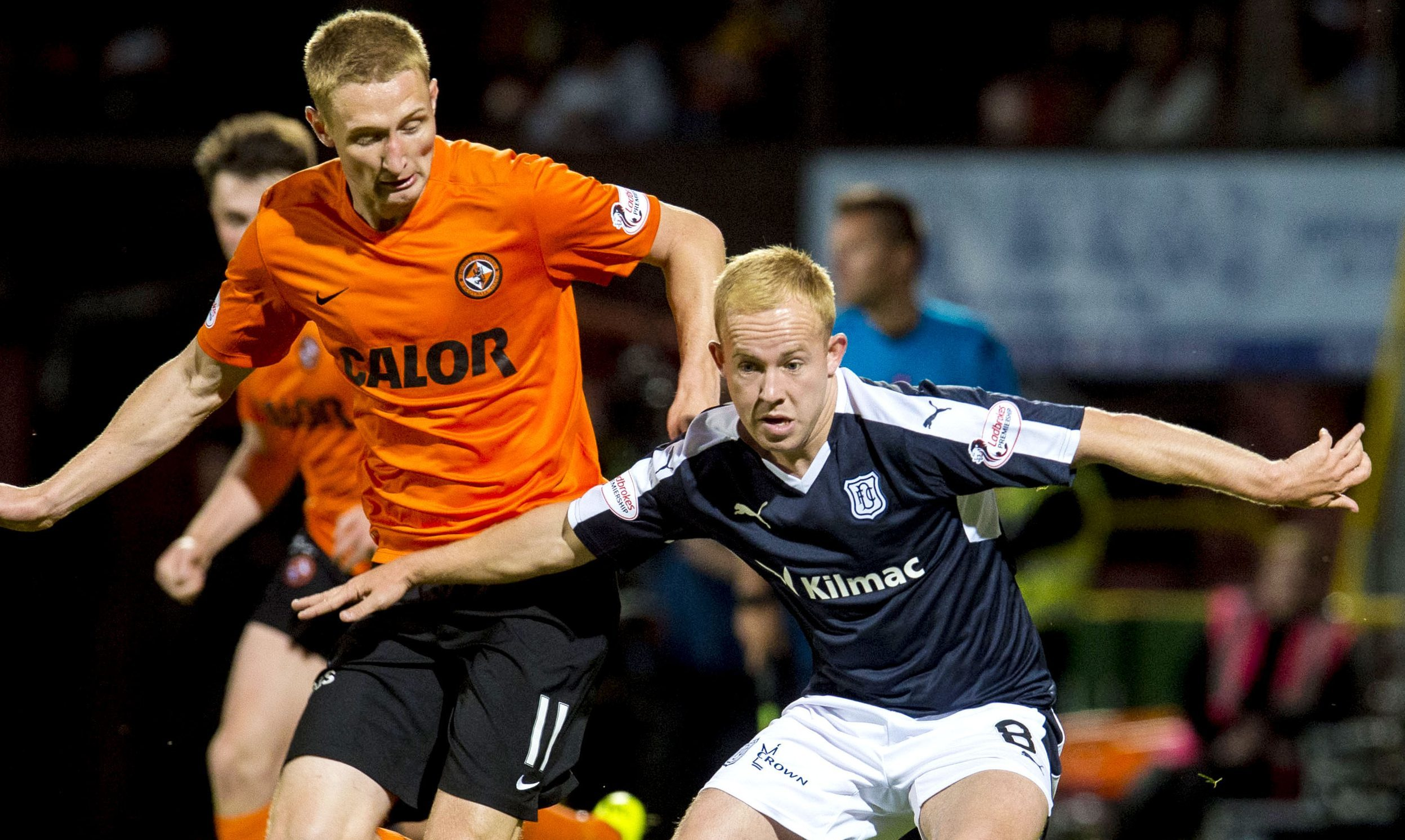 Hopefully the Dundee derbies will return - in the Premiership.