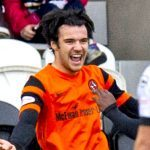 Dundee United boss Ray McKinnon believes player's hard work is paying off