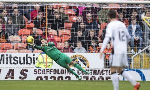 Dundee United 2 Dumbarton 1: Tangerines gain vital three points at Tannadice