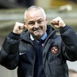 Dundee United boss Ray McKinnon plays down return of former boss Peter Houston