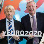 Squinty Bridge the inspiration for Glasgow's Euro 2020 logo