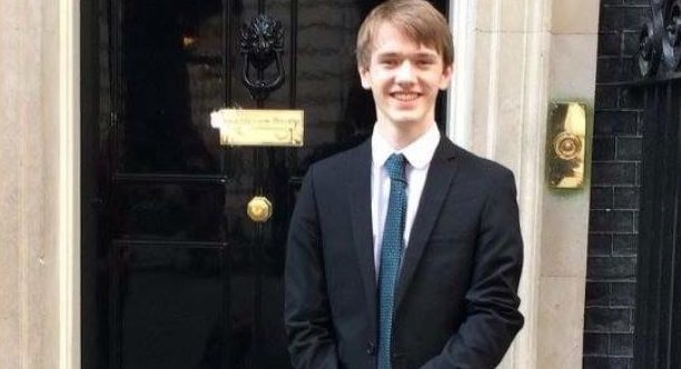 Former Angus North and Mearns MSYP Robbie Nicholl has resigned from the Scottish Youth Parliament