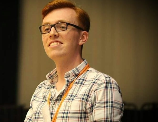 Dundee West MSYP Marc Rinsland has resigned as a member of the Scottish Youth Parliament