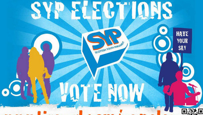 Scottish Youth Parliament elections will be held in March 2017
