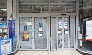 Burst water tank forces main Perth post office closure