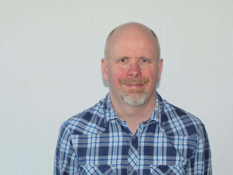 Stuart Fairweather, Unite local government branch chair.