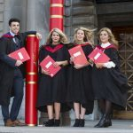 Double joy for graduating Perth twins