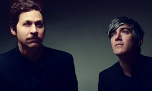 NYC indie rockers We Are Scientists recall early Fat Sam's gig
