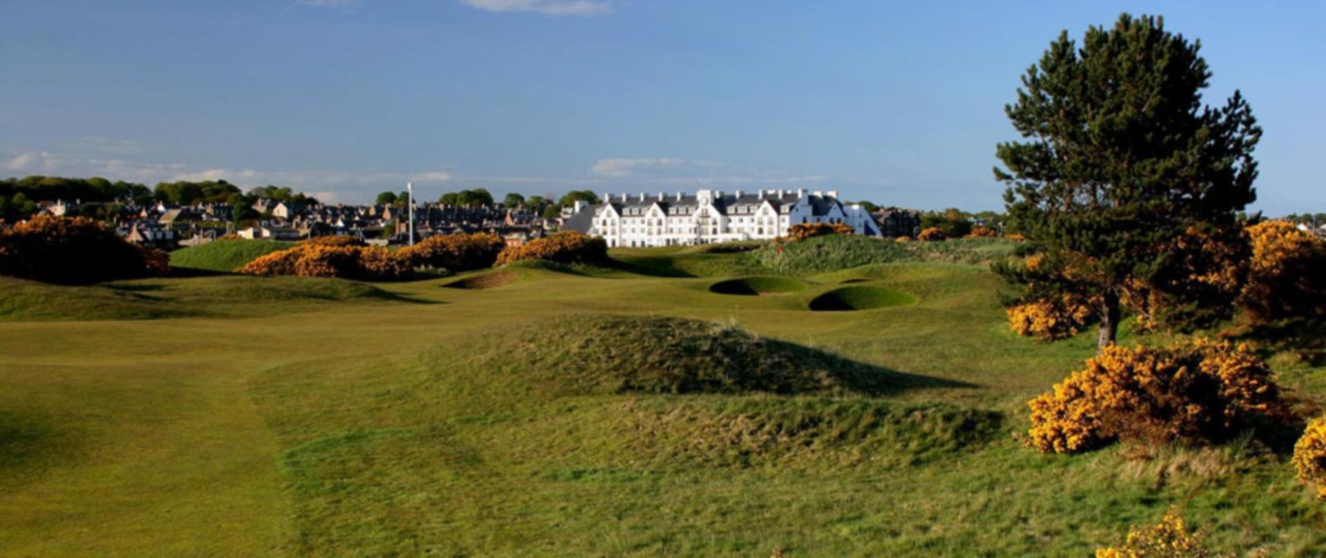 Carnoustie Golf Links.