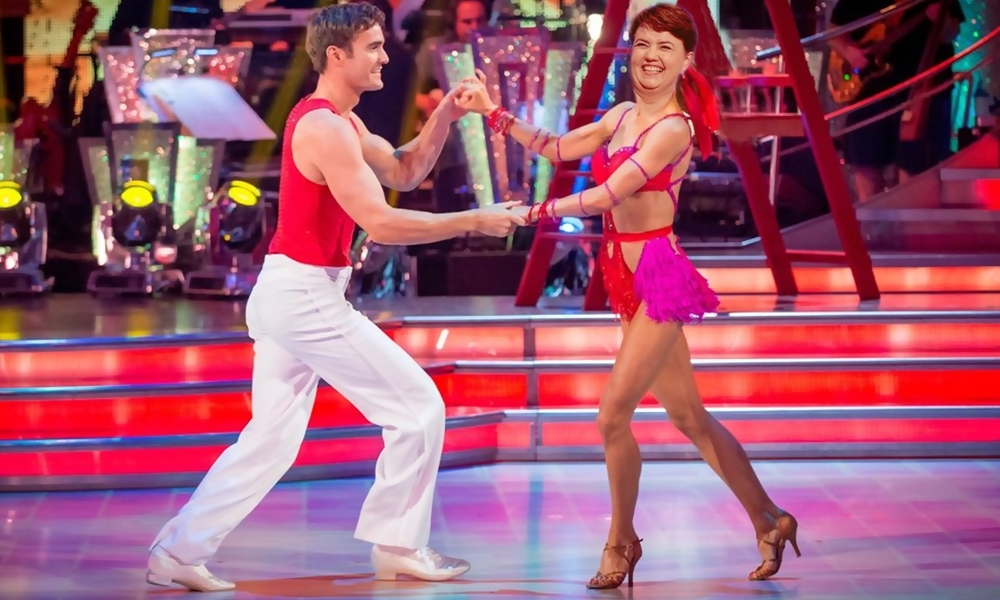 Is this what Strictly fans can look forward to?