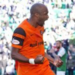 Dundee United's William Edjenguele praised for no-nonsense style of defending