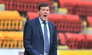 St Johnstone boss Tommy Wright satisfied with start but not getting carried away
