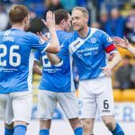 St Johnstone 2 Dundee 1: Deserved win for Saints keeps Dark Blues bottom