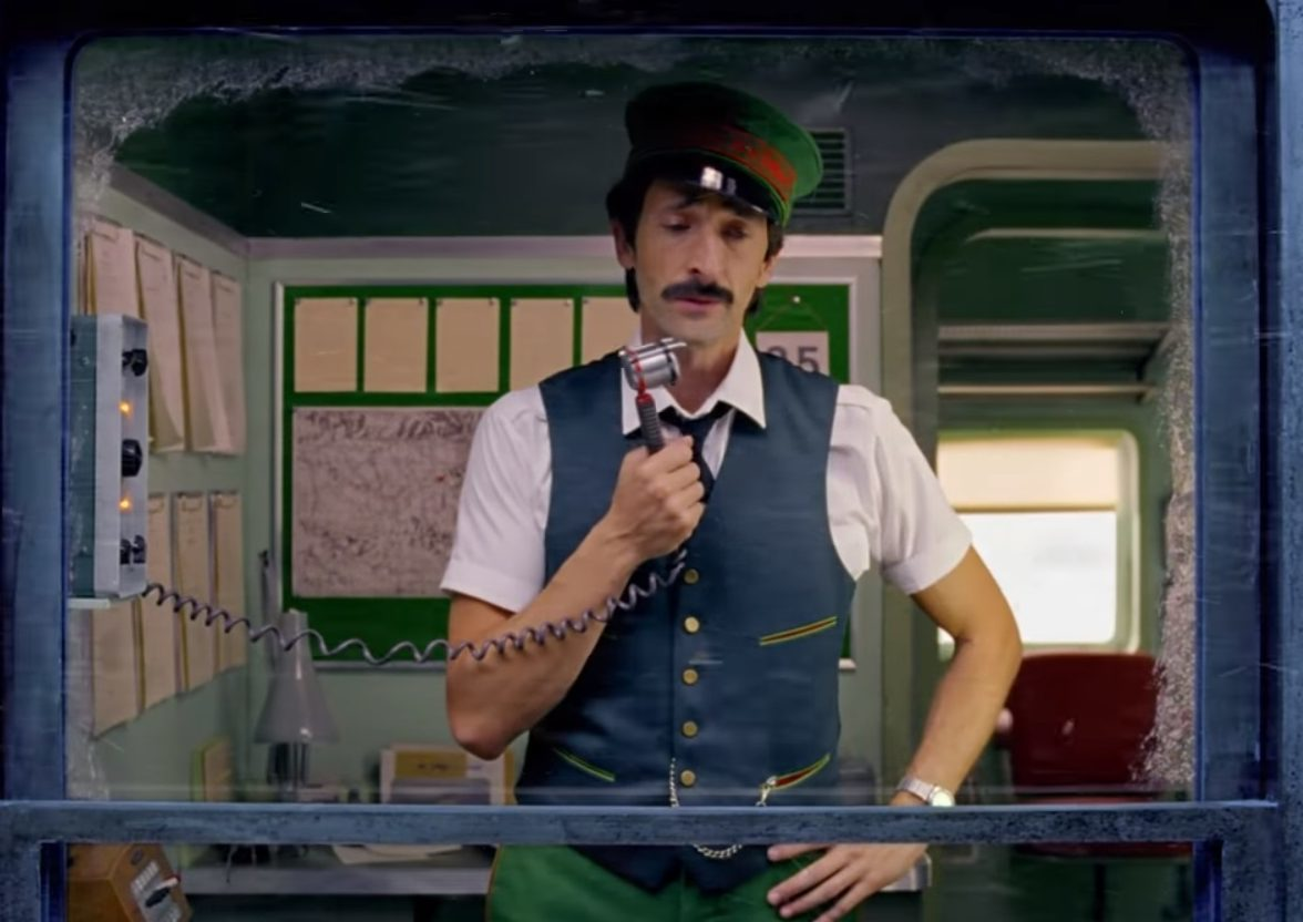 Actor Adrien Brody saves Christmas in Wes Anderson's new ad