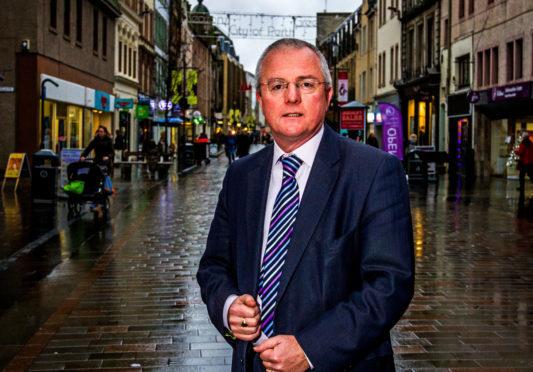 Councillor Peter Barrett.