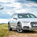 Audi Allroad also great on road