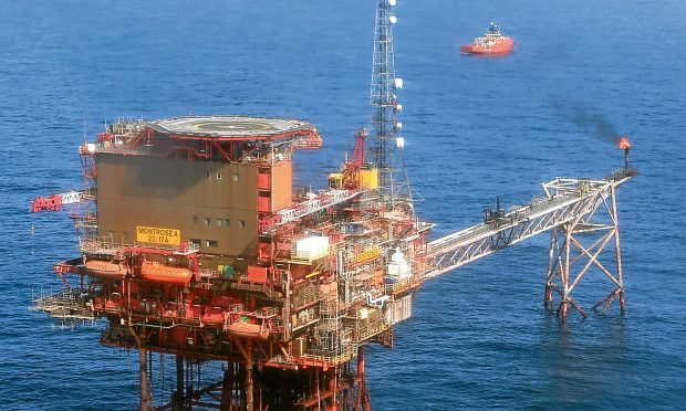 The North Sea oil and gas sector has shed thousands of jobs