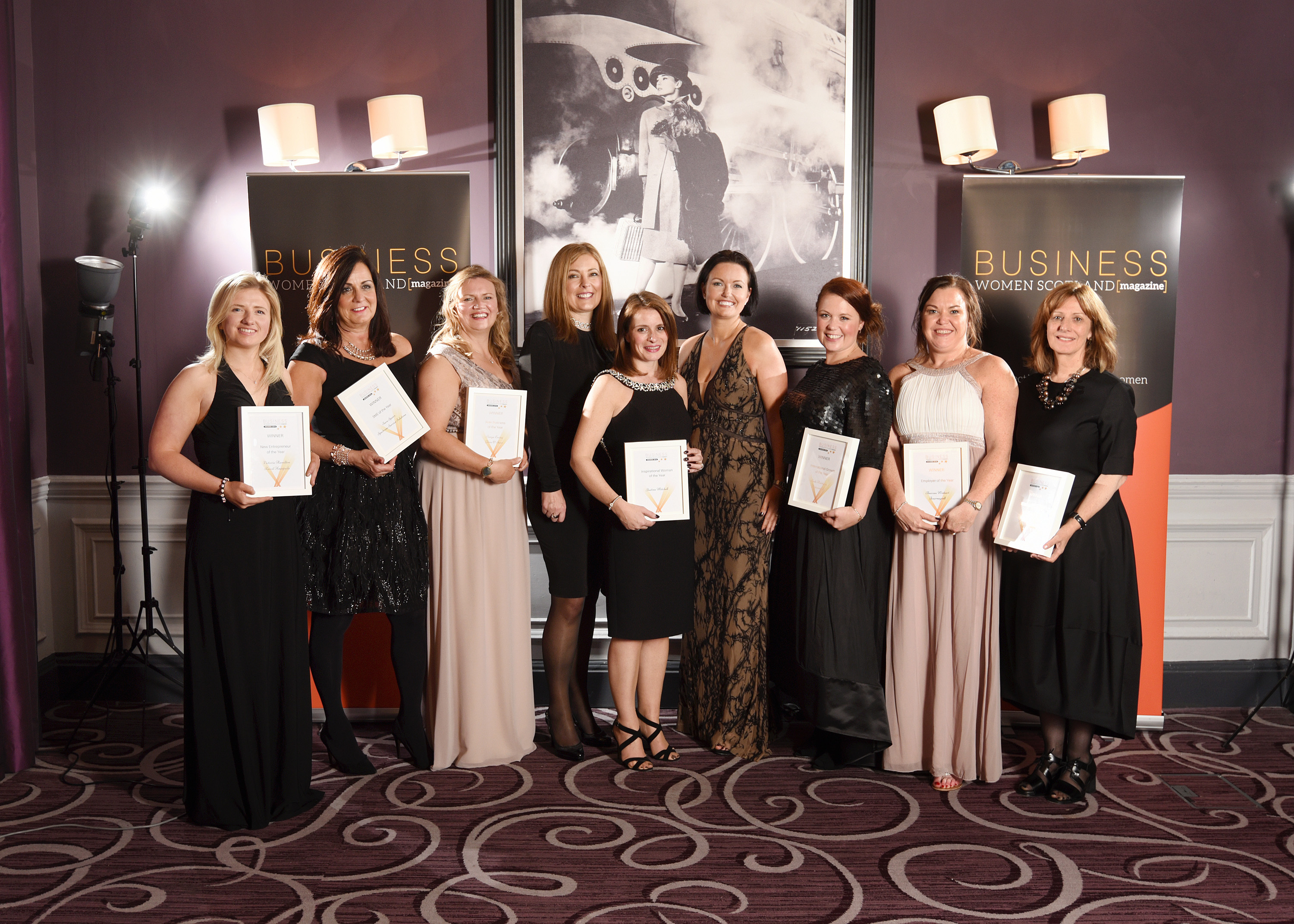 Tayside to the fore at Business Women Scotland Awards