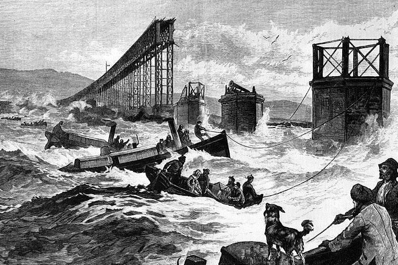 The Tay Bridge Disaster happened on December 28, 1879.