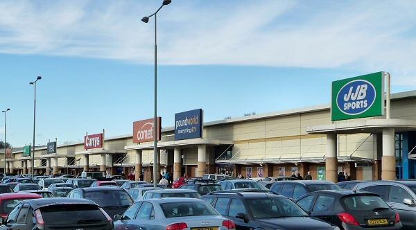 Fife Central Retail Park