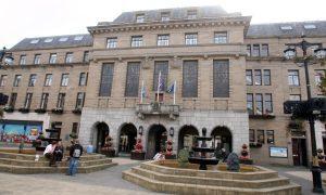 Dundee City Chambers.