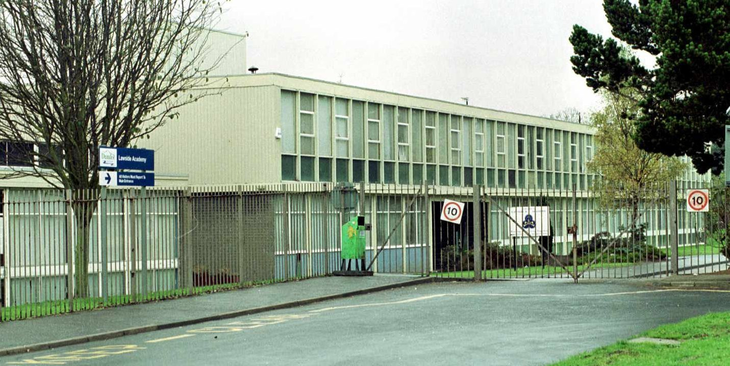 The former Lawside Academy.