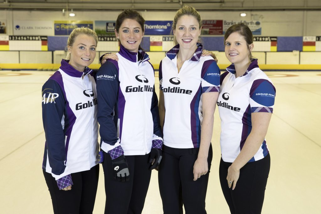 Team Muirhead are ready for the European Championships at Braehead.