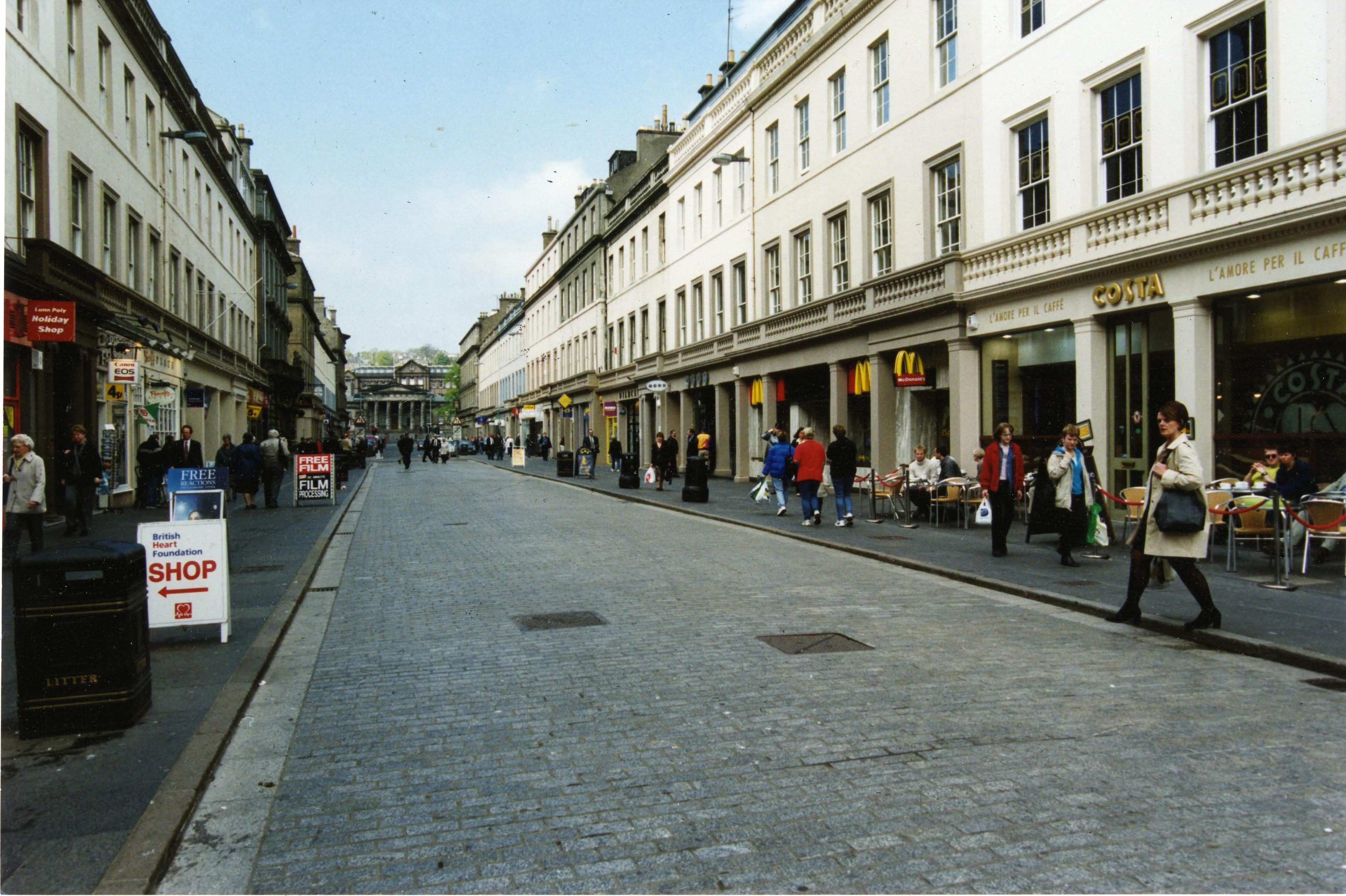 Reform Street, Dundee.