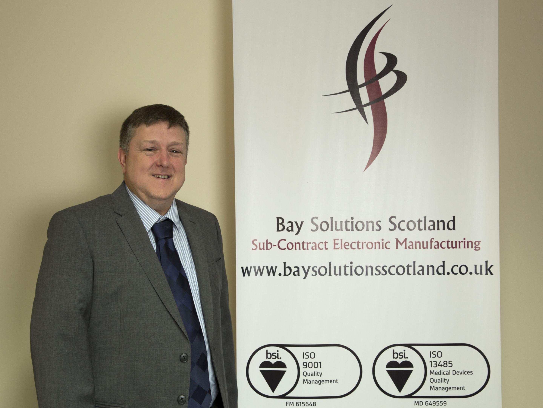 John Cramb Bay Solutions Scotland