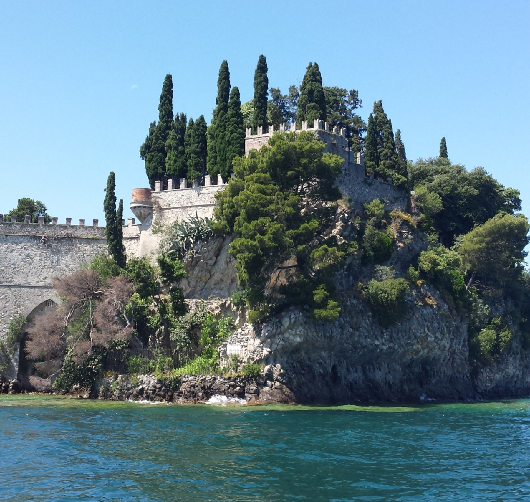 Stunning Lake Garda is a feast for the eyes.