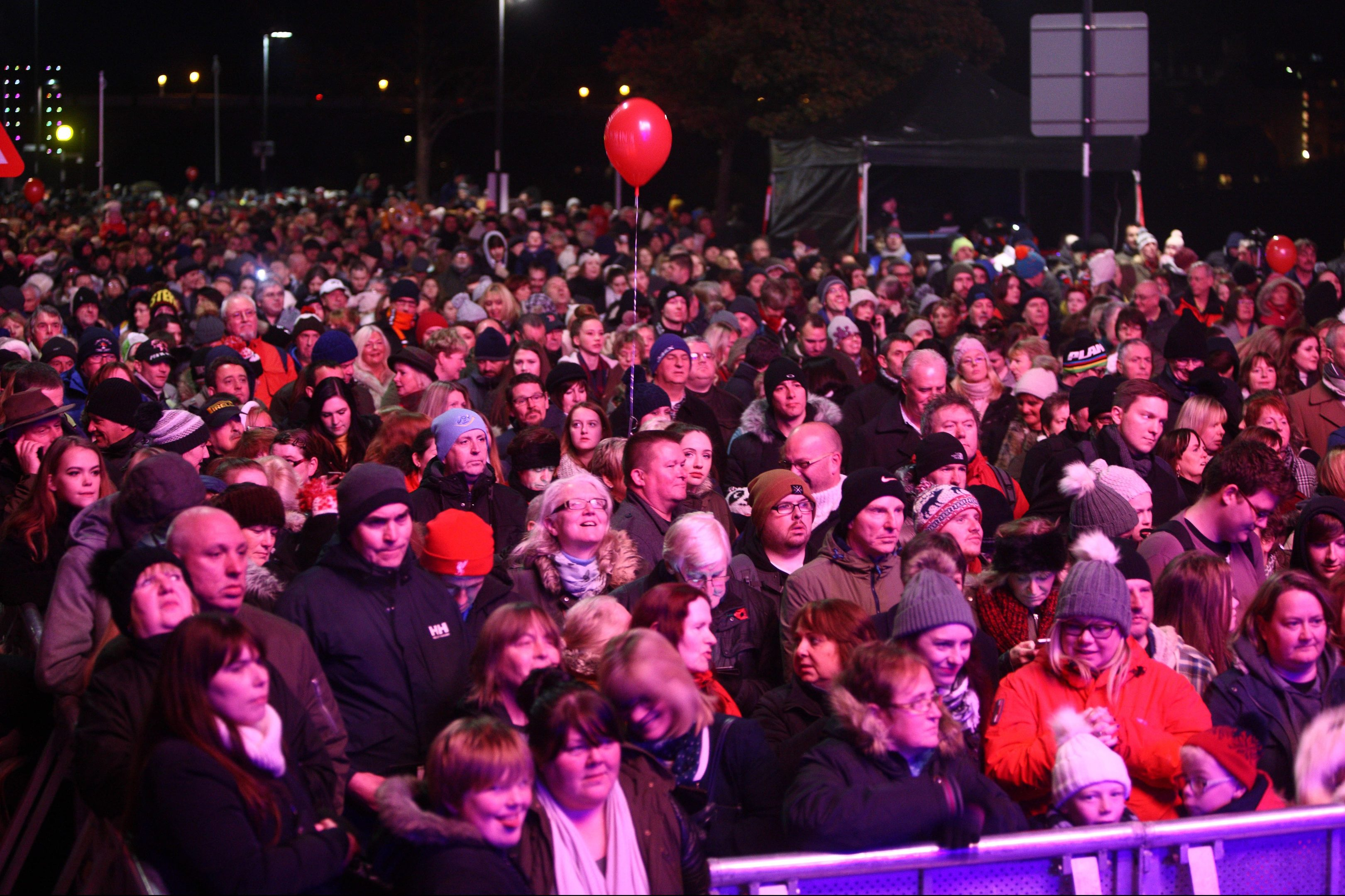 Perth and Kinross Council says the crowds who come to Perth to see the lights switch-on more than justifies the costs of putting on a show,