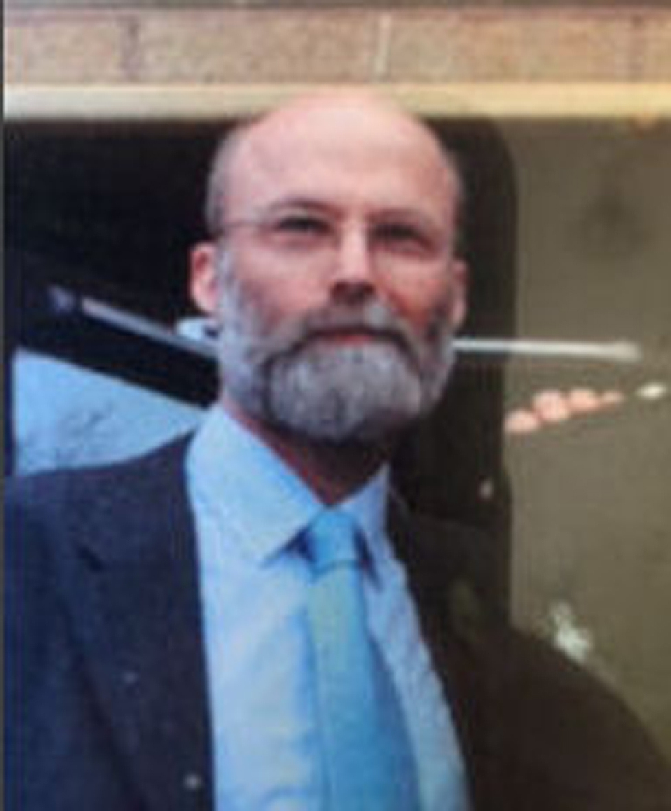 Missing person, Peter Edwards