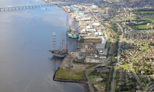 New £10 million quayside to boost Dundee's decommissioning credentials