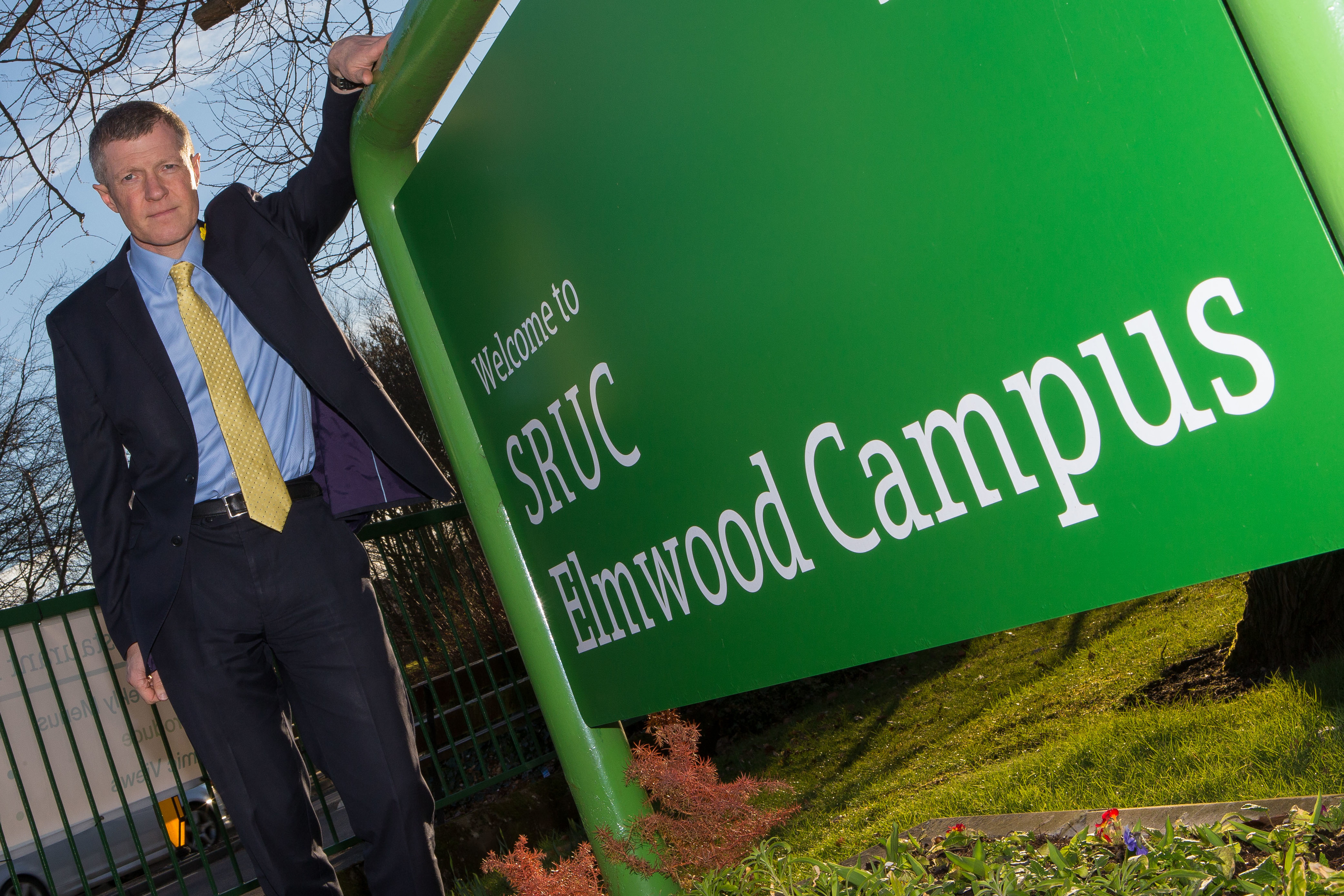 Willie Rennie has previously expressed fears for the future of Elmwood