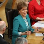 FMQs: Sturgeon hits back over claims she is 'squandering' millions of pounds on independence