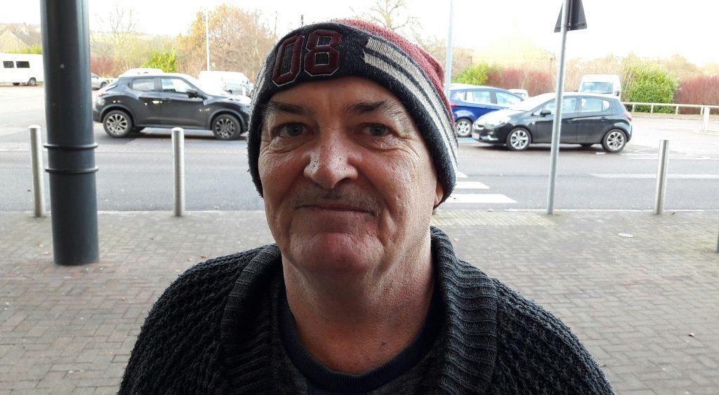 James Cosgrove, 58, of Dundee