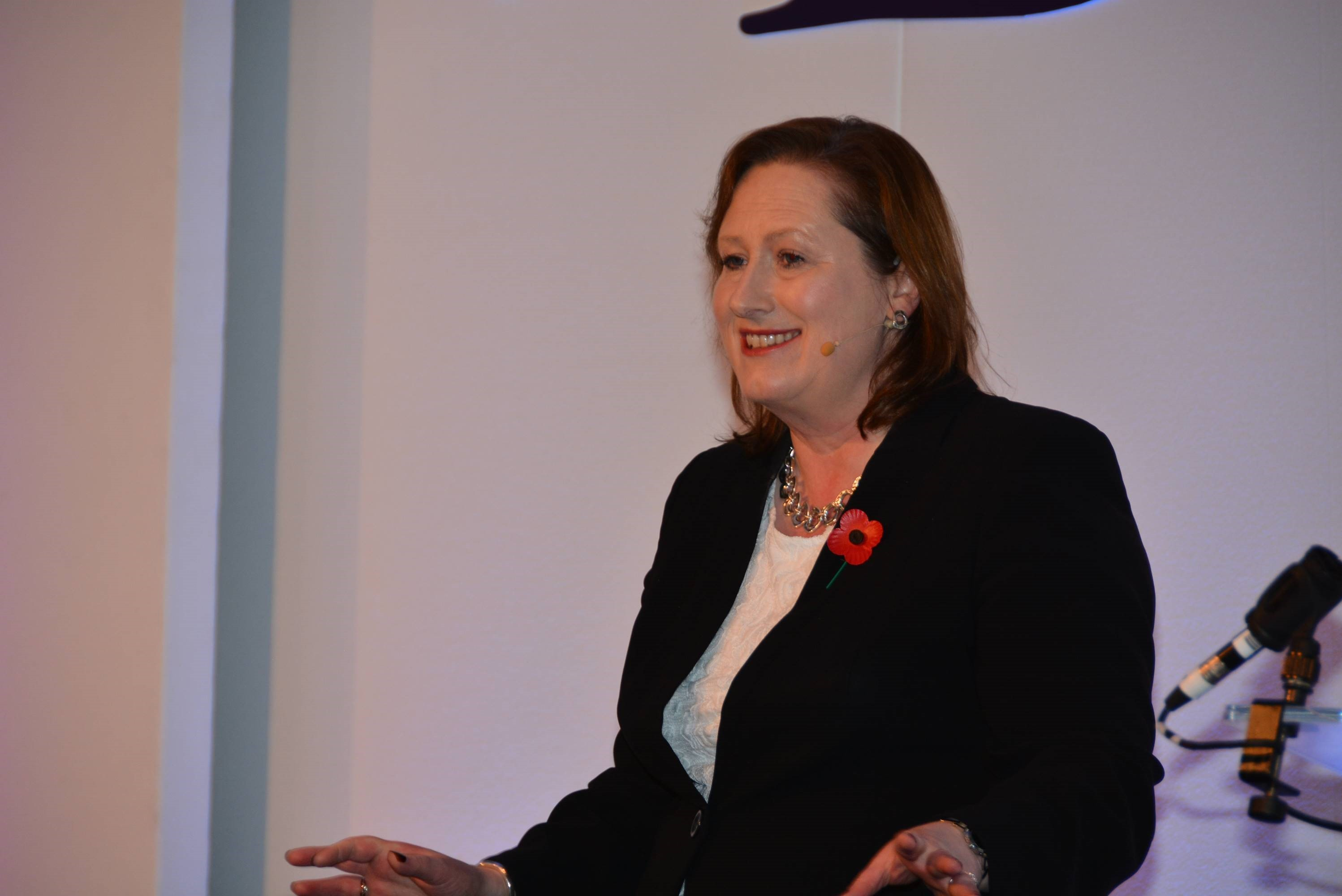 IoD Scotland chairman, Professor Susan Deacon
