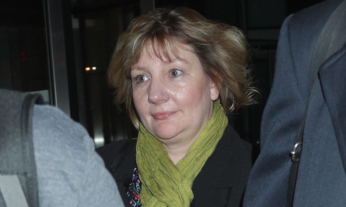 Donna Wood.