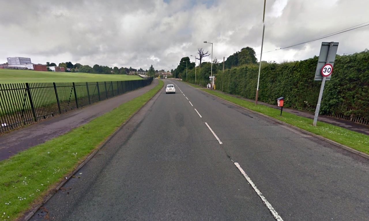 Harestane Road's long straight makes it a hotspot for speeding.