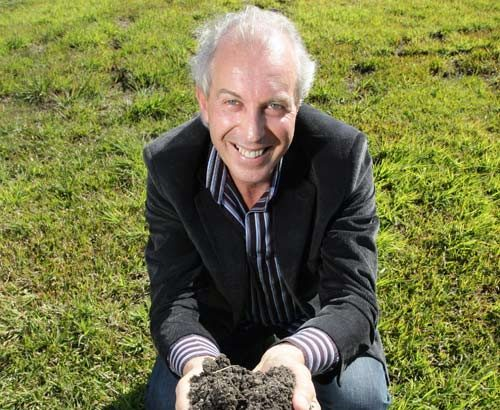 Scottish soils still contain more humus than in many regions of the world