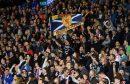 SNS stock scotland fans hampden