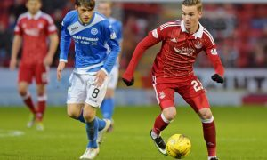 Aberdeen 0 St Johnstone 0: Woodwork denies Saints win